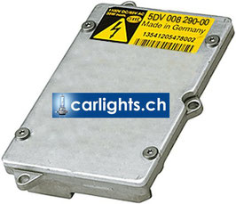 Opel Signum 2003-2005 HELLA 5DV 008 290-00 Xenon Steurgerät, Vorschaltgerät Ballast 12V