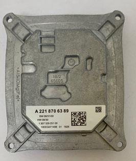 AL LED AL 1307329251  A221 870 63 89 Tagfahrlicht TFL Modul Standlicht Scheinwerfer Steuergerät für Mercedes-Benz W221 C216