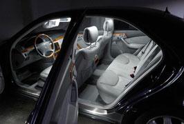 Porsche 911 996 Cabrio LED SET Innenraum