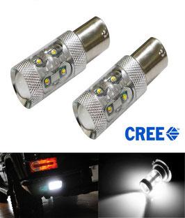 Rückfahrlicht LED weiss für Mercedes SLK 200 R170 P21W