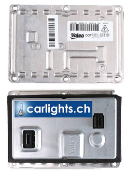 VOLVO V70 2000-2004 VALEO  LAD5GL 4PIN Xenon Steuergerät, Vorschaltgerät