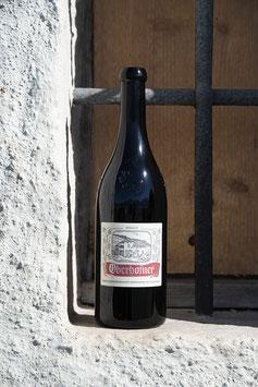 Cuvée rot 2020 Thunersee AOC in der alten Berner Flasche