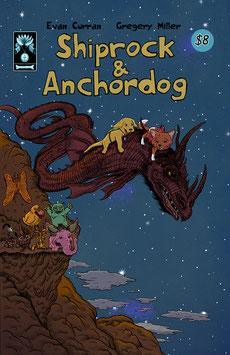Shiprock & Anchordog (Comic Book)