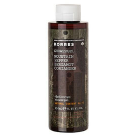 "KORRES ""Mountain Pepper+Bergamot"" Duschgel 250 ml"