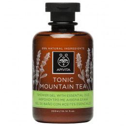 Apivita Showergel Mountain Tea 300 ml