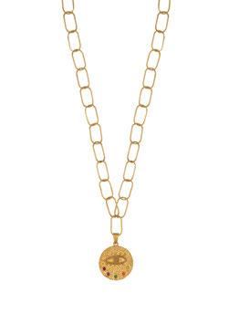 Kressida Statement Necklace 80 cm