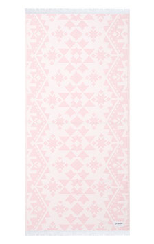 Strandtuch MARRAKESCH 200x100cm Dusty pink