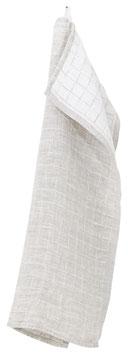 Küchentuch/Handtuch LASTU 35x50 cm weiß-leinen
