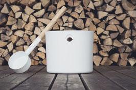 KOLO Kübel+Kelle weiß 5 Liter