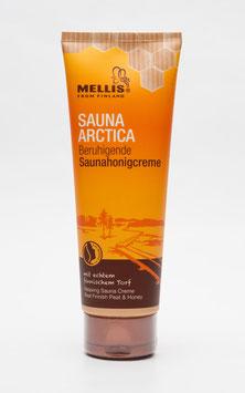 Saunahonigcreme mit finnischem Torf 125 ml