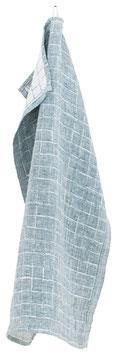 Küchentuch/Handtuch LASTU 35x50 cm petroleum-leinen