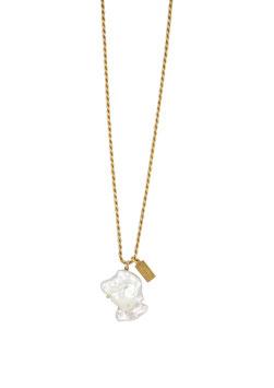 Galini Pearl Pendant 60 cm