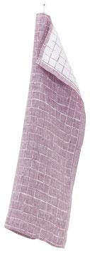 Küchentuch/Handtuch LASTU 35x50 cm bordeux-leinen