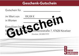 Wertgutschein Rankers Sportsfashion - 25 €