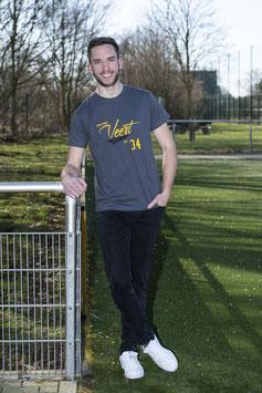 T-Shirt Herren - Spielverein Veert EST. 34