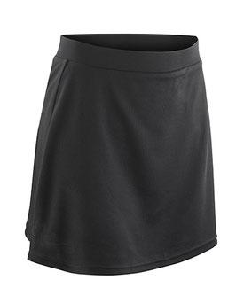 RS Damen Tennisrock (Schwarz)