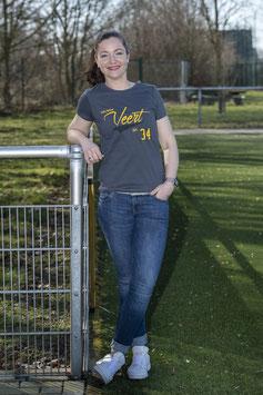 T-Shirt Damen - Spielverein Veert EST. 34