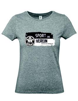T-Shirt Damen - Sport im Verein
