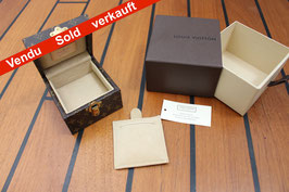 Louis Vuitton ecrin Pendentif - boite bijoux mini monogram
