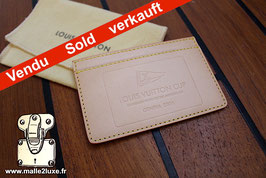 Porte-cartes Louis Vuitton Cup