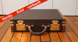 Valise officier et agent secret Louis Vuitton
