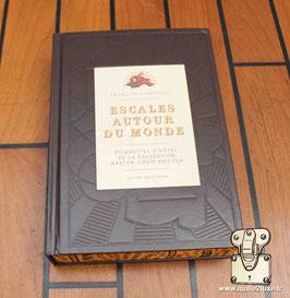 Livre Escales autour du monde Louis Vuitton