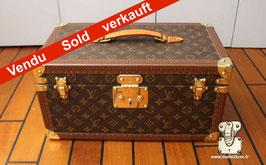 Vanity boite à bouteille Louis Vuitton
