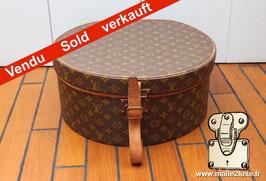Boite à chapeau ronde - Louis Vuitton