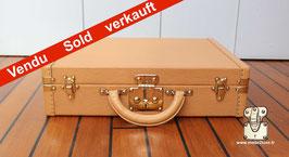 Valise cuir Epi Louis Vuitton