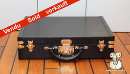 Valise cuir Epi Louis Vuitton