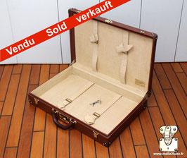 Valise porte habit Louis Vuitton