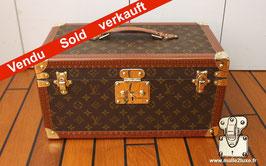 Vanity boite à bouteille Louis Vuitton 1982