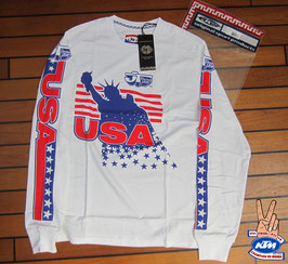 Maillot JT Racing USA - REPLICA David Bailey