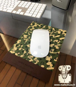 Tapis de souris Louis Vuitton Camouflage
