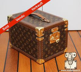 Boite à flacons, Vanity Louis Vuitton