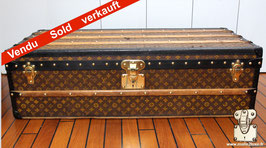 Malle cabine Louis Vuitton Mark 2