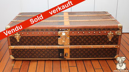 Malle cabine Louis Vuitton Mark 2 - 1924