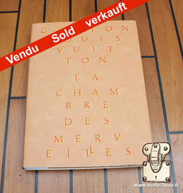 Livre Gaston Louis Vuitton la chambre des merveilles