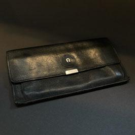 "Wallet ""AIGNER"" black"