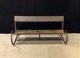 the perfect garden bench
