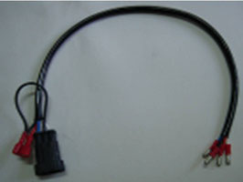 EL0396 Kabel für Rückleuchte/Warnsignal mit Verbinder