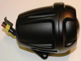 EL0338 Halogen-Vorderlicht 12V/35W schwarz