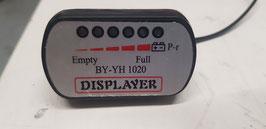 ELO300 Batterieanzeige am Lenker