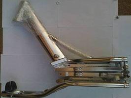 FR0485 Faltbarer Rahmen: Schwarz