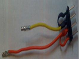 EL0548 Verbindung für Batterie Rechts