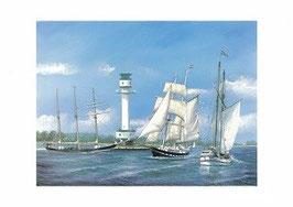 Leuchtturm Kiel Friedrichsort
