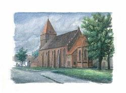 Jacobi Kirche Greifswald