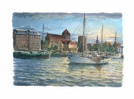 Hafen Greifswald