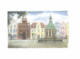 Wasserkunst Wismar