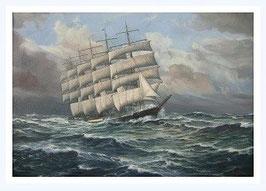 Fünfmastvollschiff Preussen